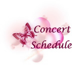 Concert Schedule・