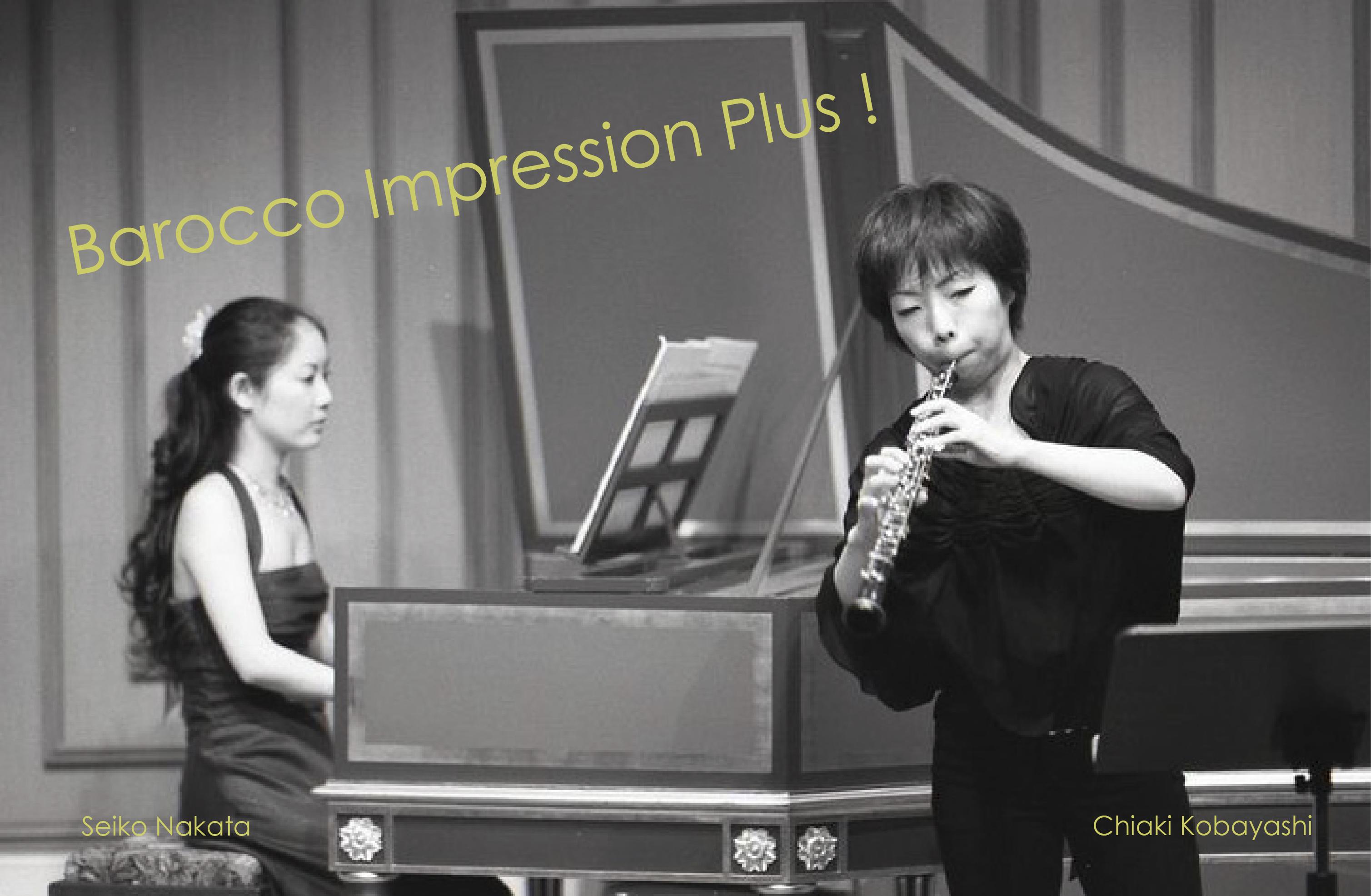 Barocco Impression Plus !